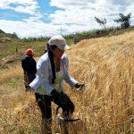 En Loja se resalta el trabajo de las mujeres rurales