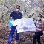 MAG entrega diseños gratuitos de riego parcelario a productores de la provincia de Loja