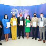 Asambleístas por la provincia de Loja recibieron credenciales