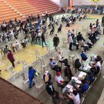 Más de mil personas vacunadas en Puyango